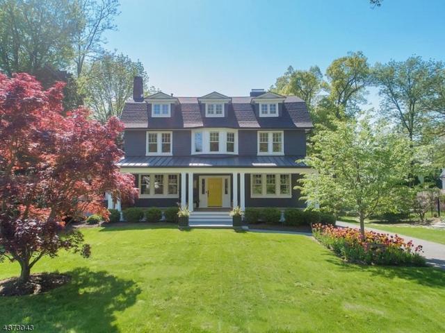 86 Woodland Ave, Summit City, NJ 07901 (MLS #3535362) :: SR Real Estate Group