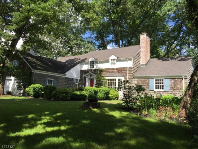 11 Oak Ridge Rd, Caldwell Boro Twp., NJ 07006 (MLS #3535969) :: The Debbie Woerner Team