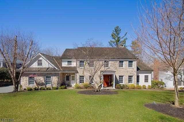 38 Buxton Rd, Chatham Twp., NJ 07928 (MLS #3537704) :: The Debbie Woerner Team