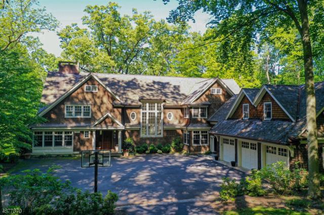 203 Blue Mill Rd, Harding Twp., NJ 07960 (MLS #3539044) :: The Debbie Woerner Team