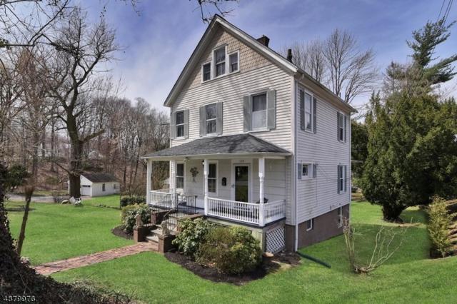 126 Fernwood Rd, Summit City, NJ 07901 (MLS #3544145) :: SR Real Estate Group