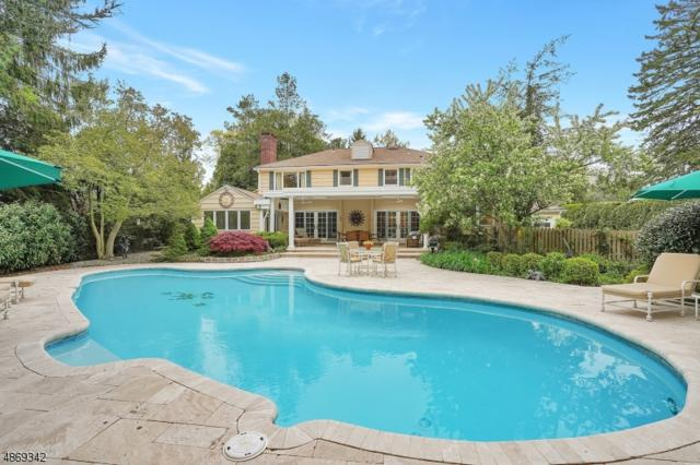 17 Cambridge Drive, Millburn Twp., NJ 07078 (MLS #3553036) :: SR Real Estate Group