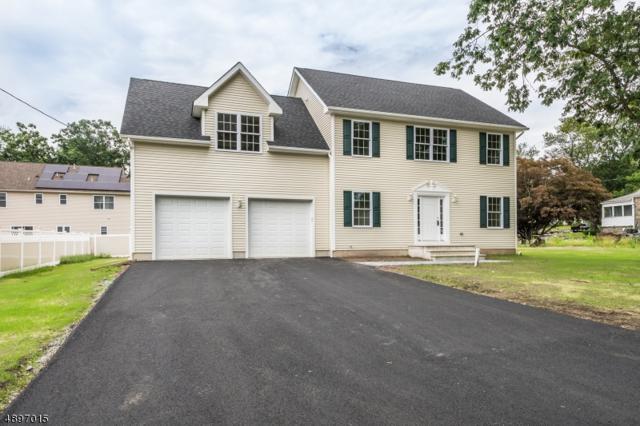 31 1ST ST, Mount Olive Twp., NJ 07828 (MLS #3556373) :: SR Real Estate Group