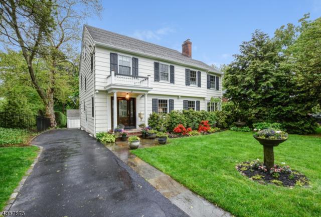 25 Highland Avenue, Glen Ridge Boro Twp., NJ 07028 (MLS #3556780) :: Coldwell Banker Residential Brokerage