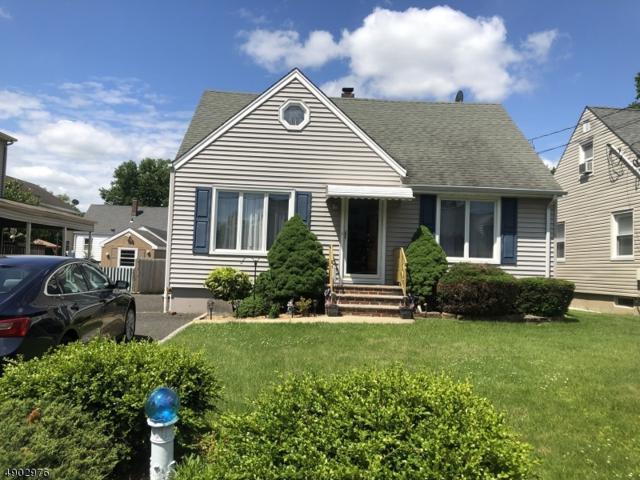 49 S 20Th St, Kenilworth Boro, NJ 07033 (MLS #3561901) :: The Dekanski Home Selling Team