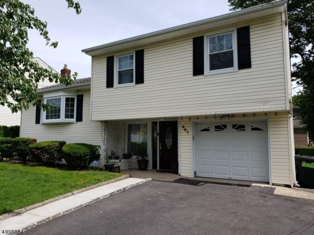 887 Greenwich Ln, Union Twp., NJ 07083 (MLS #3564655) :: REMAX Platinum