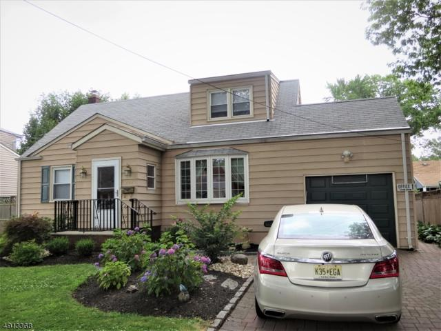 689 Brookside Rd #1, Rahway City, NJ 07065 (MLS #3571725) :: The Debbie Woerner Team