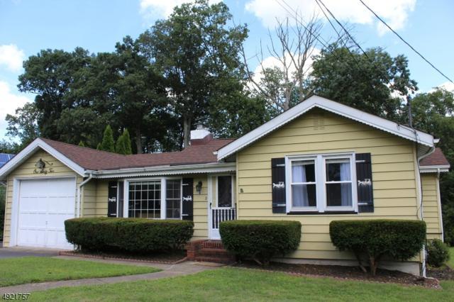 162 River Dr, Parsippany-Troy Hills Twp., NJ 07034 (MLS #3579331) :: The Debbie Woerner Team