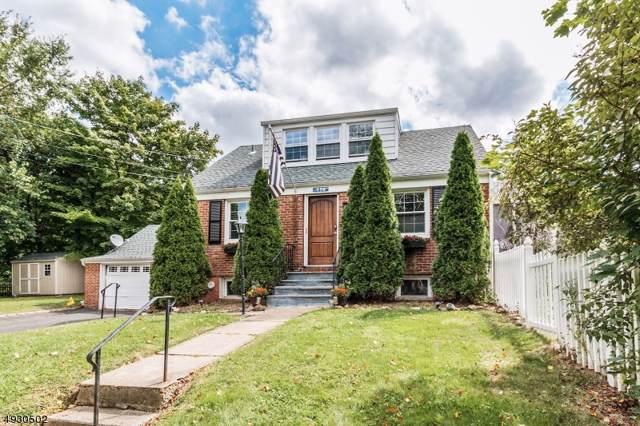 114 Lane Ave, West Caldwell Twp., NJ 07006 (MLS #3587289) :: Zebaida Group at Keller Williams Realty