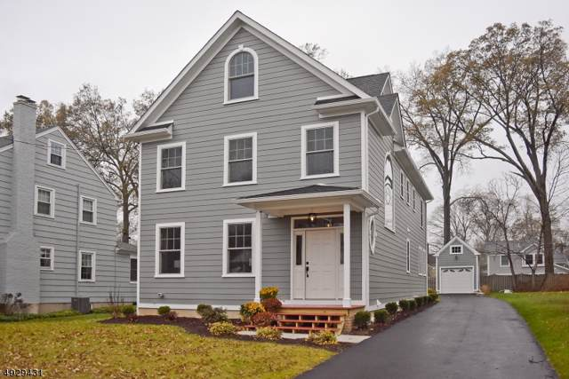 51 Hedges Ave, Chatham Boro, NJ 07928 (#3587443) :: The Force Group, Keller Williams Realty East Monmouth
