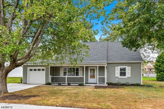 11 Linwood Road, Mount Olive Twp., NJ 07836 (MLS #3591360) :: William Raveis Baer & McIntosh