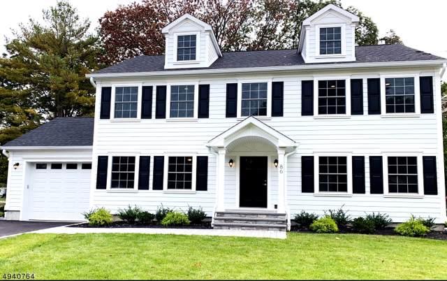 86 Cottage Pl, Westfield Town, NJ 07090 (MLS #3597111) :: Weichert Realtors