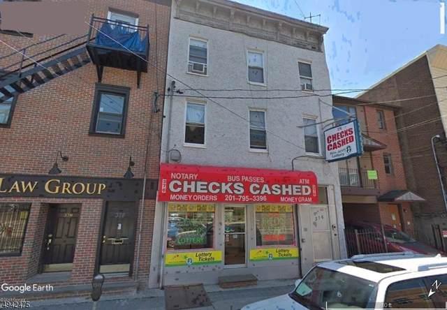 376 Summit Ave, Jersey City, NJ 07306 (MLS #3598397) :: Mary K. Sheeran Team