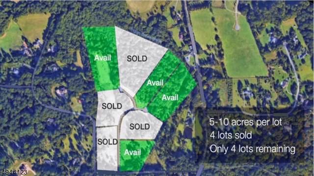 1 Preserve Ln & Rosehill, Bernardsville Boro, NJ 07924 (MLS #3600497) :: The Dekanski Home Selling Team