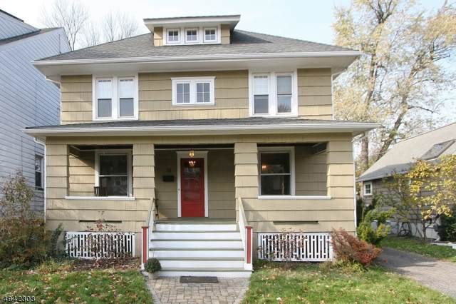12 Burnside St, Montclair Twp., NJ 07042 (MLS #3600596) :: United Real Estate - North Jersey