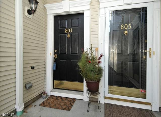803 Firethorn Dr, Union Twp., NJ 07083 (MLS #3616871) :: The Premier Group NJ @ Re/Max Central