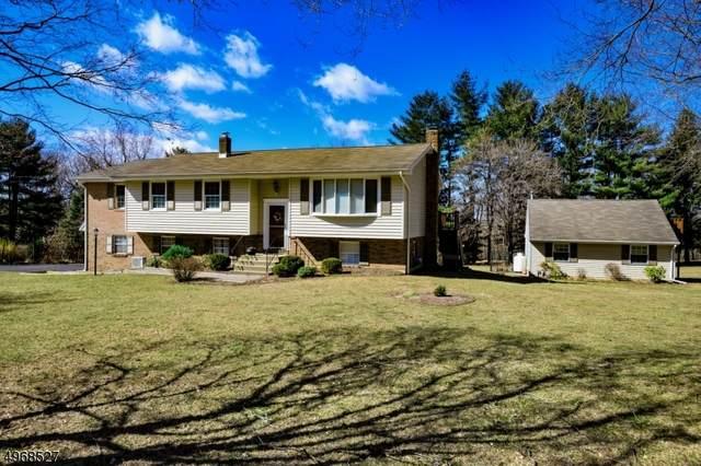 55 Sharrer Rd, Lebanon Twp., NJ 07865 (MLS #3621568) :: SR Real Estate Group