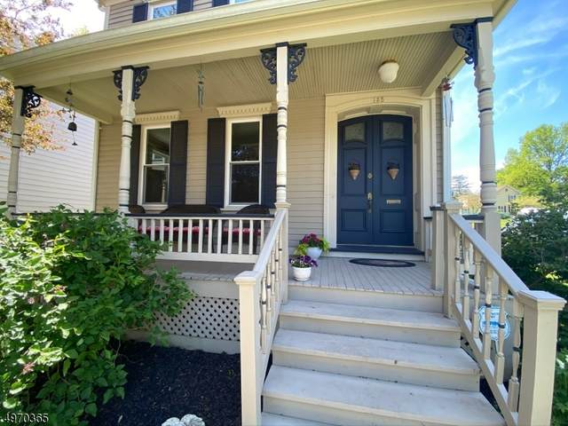 135 Wall St, Belvidere Twp., NJ 07823 (MLS #3622865) :: Coldwell Banker Residential Brokerage