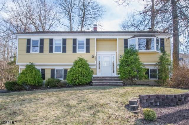 275 Hamilton Ave, Berkeley Heights Twp., NJ 07922 (MLS #3623388) :: The Dekanski Home Selling Team