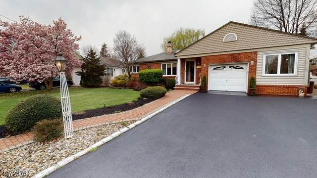 27 Glenview Dr, Springfield Twp., NJ 07081 (MLS #3624921) :: The Premier Group NJ @ Re/Max Central