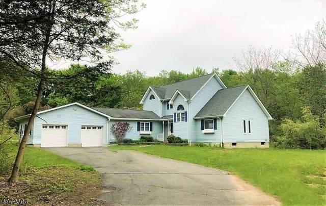 233 Willows Rd, Fredon Twp., NJ 07860 (MLS #3625198) :: The Sikora Group