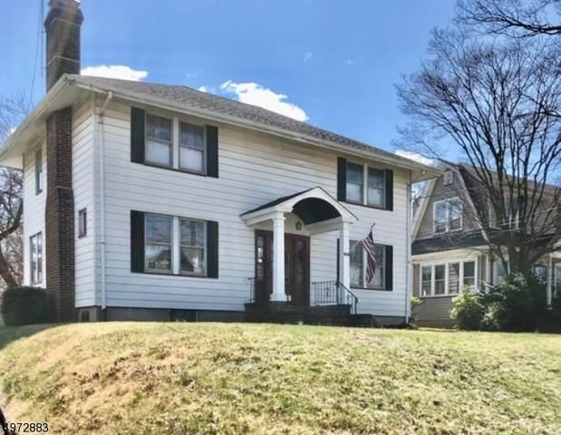 414 Central Ave, Rahway City, NJ 07065 (MLS #3625225) :: The Dekanski Home Selling Team