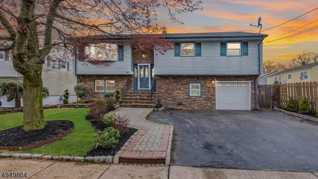 65 N Grant Ave, Woodbridge Twp., NJ 07067 (#3625505) :: Daunno Realty Services, LLC