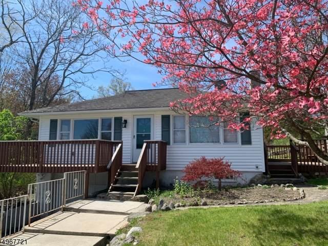 22 Hawthorne Hill Rd, Wantage Twp., NJ 07461 (MLS #3627183) :: The Sue Adler Team