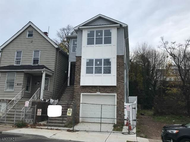 823 Bergen St, Newark City, NJ 07112 (MLS #3629680) :: Team Cash @ KW