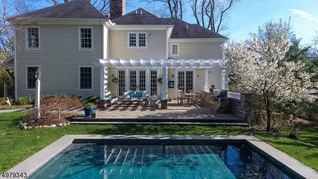 20 Overlook Rd, Chatham Twp., NJ 07928 (MLS #3630920) :: SR Real Estate Group