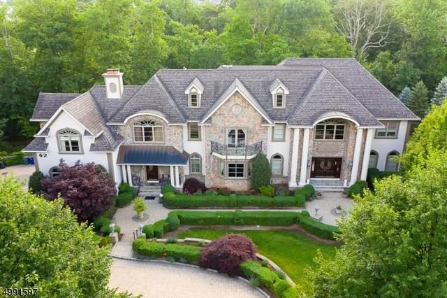 42 Overlook Rd, Livingston Twp., NJ 07039 (MLS #3642127) :: Team Francesco/Christie's International Real Estate