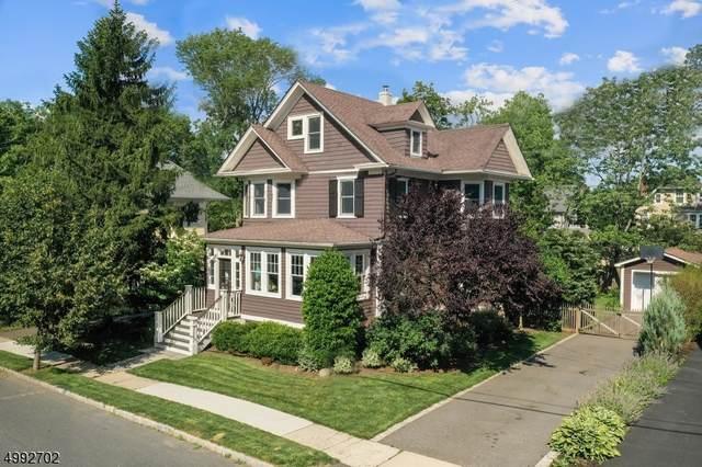 32 N Hillside Ave, Chatham Boro, NJ 07928 (MLS #3642676) :: Pina Nazario