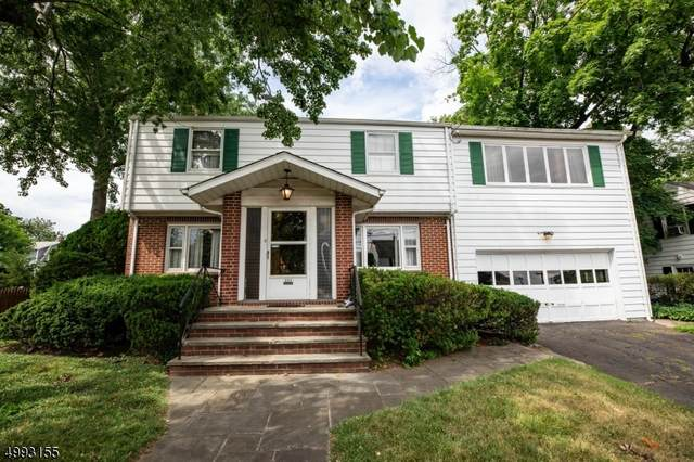 321 Grove St, Rahway City, NJ 07065 (MLS #3643082) :: The Karen W. Peters Group at Coldwell Banker Realty