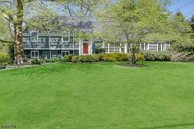64 Rolling Hill Dr, Chatham Twp., NJ 07928 (MLS #3645152) :: Team Francesco/Christie's International Real Estate