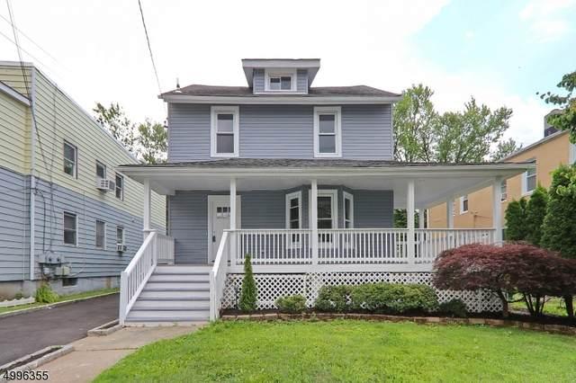 91 Winans Ave, Cranford Twp., NJ 07016 (MLS #3646458) :: The Sue Adler Team