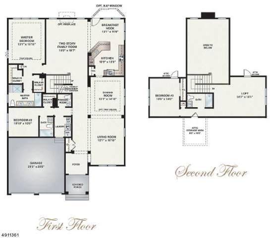 36 Bryant Ct, Franklin Twp., NJ 08873 (MLS #3646930) :: Coldwell Banker Residential Brokerage