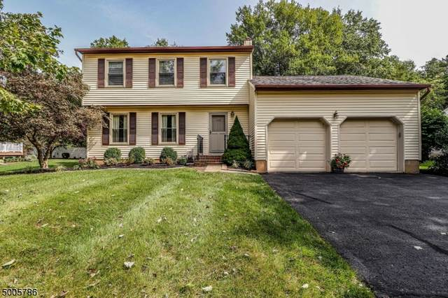 112 Van Dyke Ct, Hillsborough Twp., NJ 08844 (MLS #3654836) :: Pina Nazario