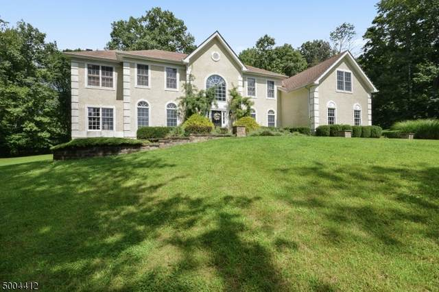 54 Morgan Dr, Sparta Twp., NJ 07871 (MLS #3657520) :: The Debbie Woerner Team
