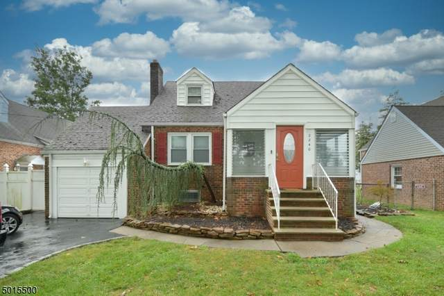 2240 Stecher Ave, Union Twp., NJ 07083 (#3663176) :: NJJoe Group at Keller Williams Park Views Realty