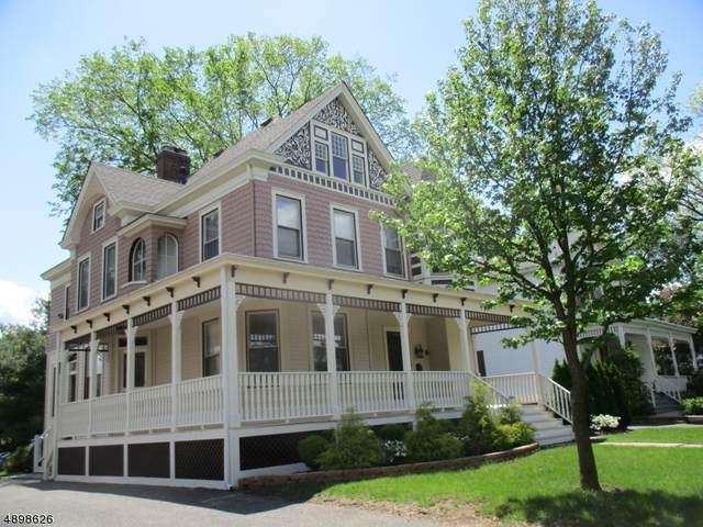 17 W Cliff St, Somerville Boro, NJ 08876 (MLS #3663650) :: Pina Nazario