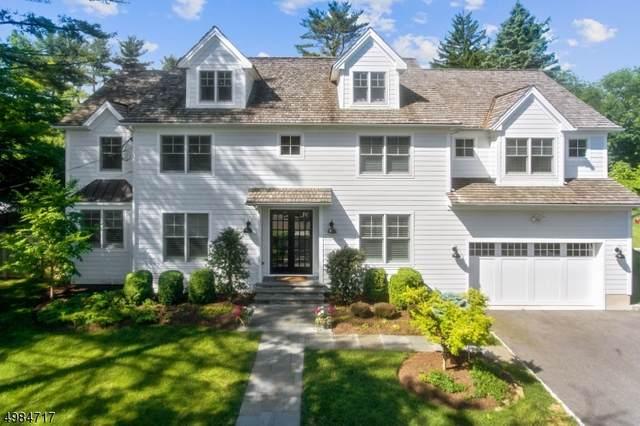 16 Scenery Hill Dr, Chatham Twp., NJ 07928 (MLS #3665378) :: William Raveis Baer & McIntosh