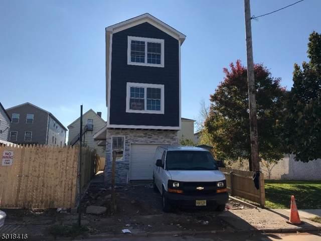 1034 William St, Elizabeth City, NJ 07201 (MLS #3665883) :: Coldwell Banker Residential Brokerage