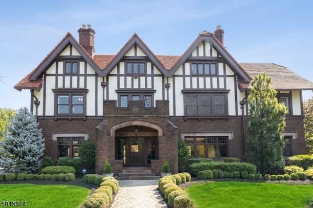 1 Russell Ter, Montclair Twp., NJ 07042 (MLS #3666773) :: The Dekanski Home Selling Team