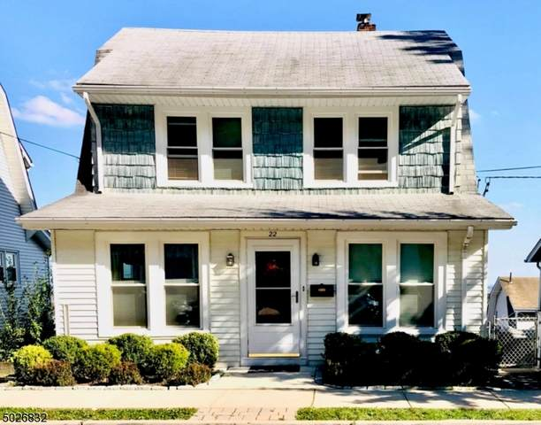 22 Thomas St, Clifton City, NJ 07013 (MLS #3674479) :: Pina Nazario