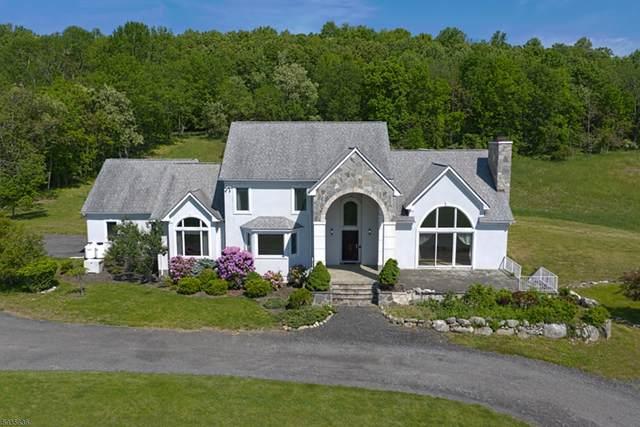 153 Beaver Run Rd, Lafayette Twp., NJ 07848 (MLS #3681689) :: The Dekanski Home Selling Team