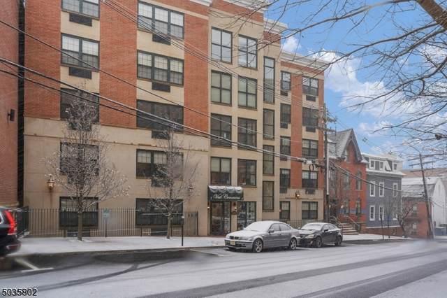7 Prospect St Unit 610, Morristown Town, NJ 07960 (MLS #3682146) :: William Raveis Baer & McIntosh