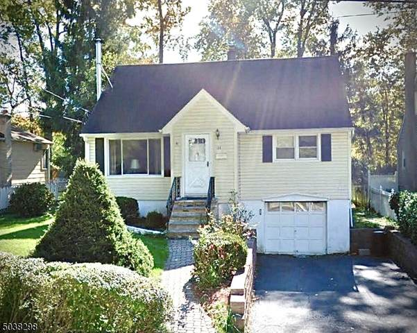 22 Carlson Pl, Parsippany-Troy Hills Twp., NJ 07034 (MLS #3683890) :: Kaufmann Realtors