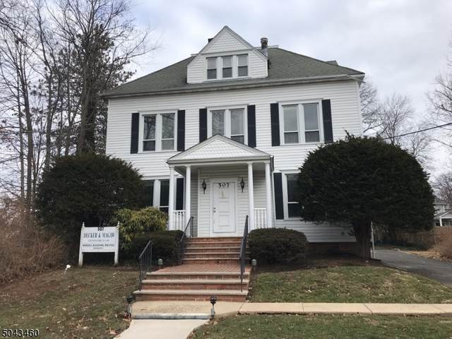 507 Westfield Ave, Westfield Town, NJ 07090 (MLS #3688098) :: The Premier Group NJ @ Re/Max Central