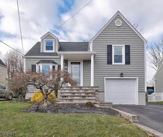 34 Devonshire Rd, Cedar Grove Twp., NJ 07009 (MLS #3688465) :: RE/MAX Platinum
