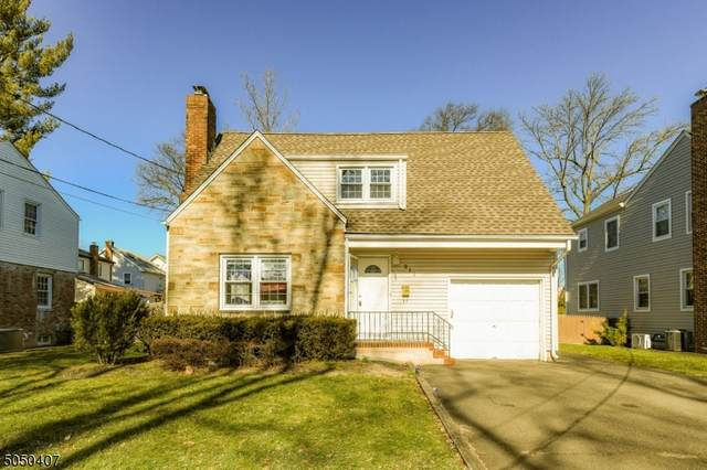 211 Hazel Ave, Westfield Town, NJ 07090 (MLS #3694234) :: SR Real Estate Group